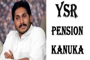 AP YSR Pension Kanuka Scheme