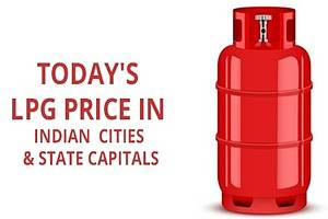 Rates for LPG Gas Cylinder