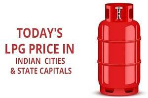 LPG Gas Cylinder December Price Rate List