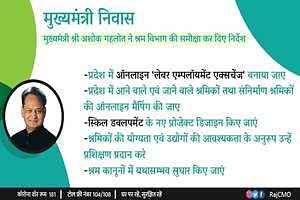 Rajasthan Kaushal Yojana Portal 2020 Online Registration Hindi