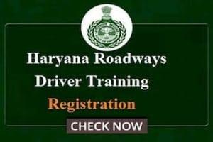 Haryana Roadways Heavy Vehicle Driving Training