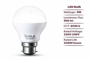 Ujala Yojana Rs 10 LED Bulb Scheme Apply Online