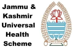 J&K Universal Health Scheme JKHS