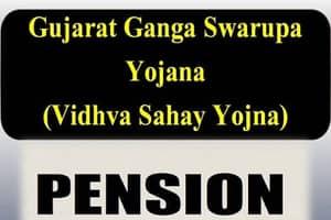 Gujarat Ganga Swaroop Vidhwa Sahay Pension Scheme Form