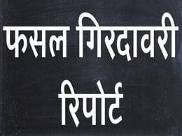 MP SAARA Mobile App Download Fasal Girdavari Report