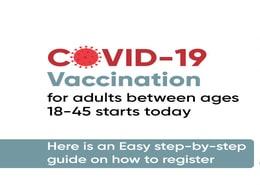 Registration 18+ Covid Vaccination Free