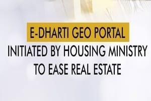 e Dharti Geo Portal Property Card Registration
